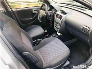 Opel Corsa C 1.2 i,80cp,2005,Climatronic - imagine 6