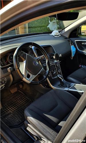 Volvo XC60 06/2015 Geartronic 163000km Euro6B 190CP D4 carte service - imagine 5