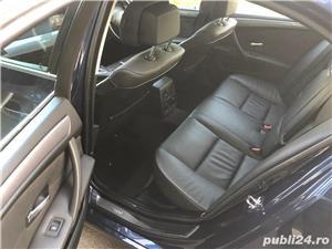 BMW 520d 2008 facelift,177cp,automata joystick,piele - imagine 6