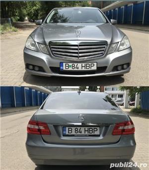 Mercedes-Benz Clasa E 200 - imagine 3