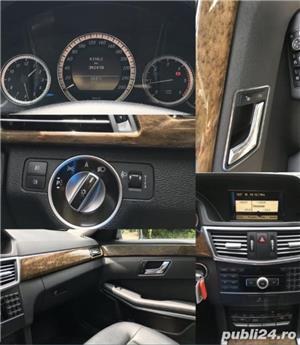 Mercedes-Benz Clasa E 200 - imagine 6