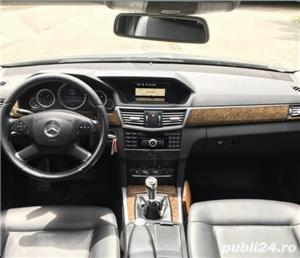 Mercedes-Benz Clasa E 200 - imagine 7