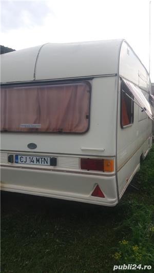 Rulotă camping sau comercială - imagine 3