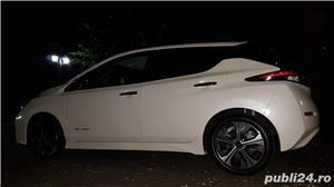Nissan Leaf Tekna Special, full options, 2019, in garantie - imagine 7