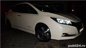 Nissan Leaf Tekna Special, full options, 2019, in garantie - imagine 9