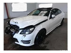 Dezmembrez Mercedes C-Class C204 2014 Coupe AMG Sport Edition 2.2 CDi - imagine 4