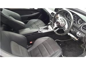 Dezmembrez Mercedes C-Class C204 2014 Coupe AMG Sport Edition 2.2 CDi - imagine 2