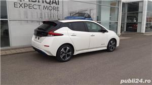 Nissan Leaf Tekna Special, full options, 2019, in garantie - imagine 8