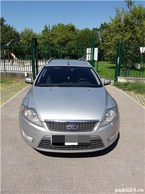 Ford Mondeo MK4 - imagine 1