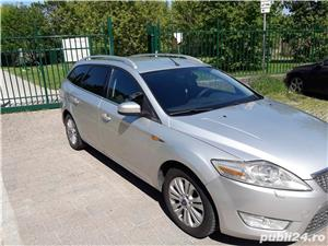 Ford Mondeo MK4 - imagine 3
