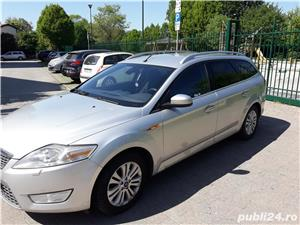 Ford Mondeo MK4 - imagine 4