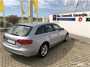 Audi A4 Avant | 2.0D | DSG | Scaune Incalzite | Senzori Parcare | Navi | Climatronic | 2015 - imagine 4