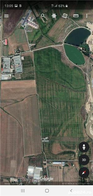 Vand teren ,tarlaua 56,extravilan in apropierea mun. Buzau - imagine 7