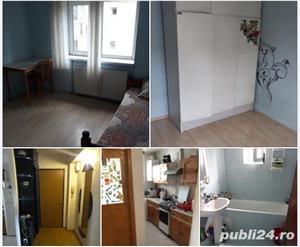 O camera  intr-un apartament cu 3 camere decomandate - imagine 5