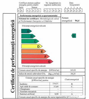 Balcescu vis a vis de Politehnica,ap 4 camere, et 1, garaj, s-150 mp, pret 165 000 euro  - imagine 20