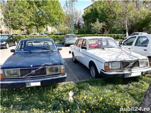 vand sau schimb  2 buc Volvo 244 (de preferat cu rulota) - imagine 1