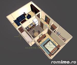 Apartament 2 camere. Balcon mare. Mobilat si utilat - imagine 20
