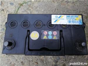 Acumulator Cartechnic 12V/45 A-borne subtiri - imagine 2