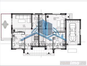 1/2 Duplex in Sanandrei , predat la cheie , 12 km de Timisoara - imagine 9