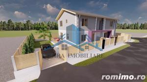 1/2 Duplex in Sanandrei , predat la cheie , 12 km de Timisoara - imagine 3
