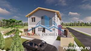 1/2 Duplex in Sanandrei , predat la cheie , 12 km de Timisoara - imagine 5