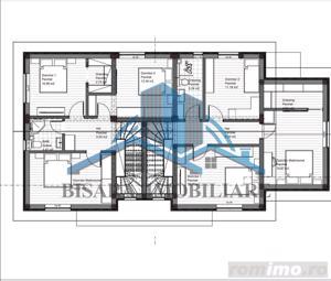 1/2 Duplex in Sanandrei , predat la cheie , 12 km de Timisoara - imagine 8