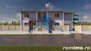 1/2 Duplex in Sanandrei , predat la cheie , 12 km de Timisoara - imagine 1