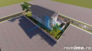 1/2 Duplex in Sanandrei , predat la cheie , 12 km de Timisoara - imagine 7