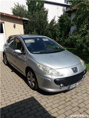 Peugeot 307   1.6 HDI - imagine 6