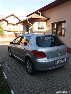 Peugeot 307   1.6 HDI - imagine 5