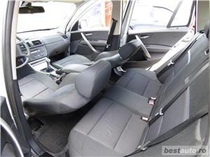 BMW X3 / 2.0 DIESEL -, CASH / RATE FIXE SI EGALE / LIVRARE GRATUITA  / GARANTIE / BUY-BACK - imagine 7