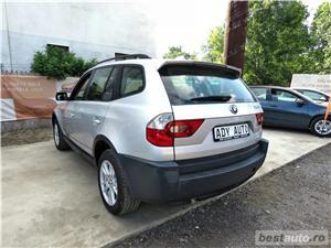 BMW X3 / 2.0 DIESEL -, CASH / RATE FIXE SI EGALE / LIVRARE GRATUITA  / GARANTIE / BUY-BACK - imagine 3