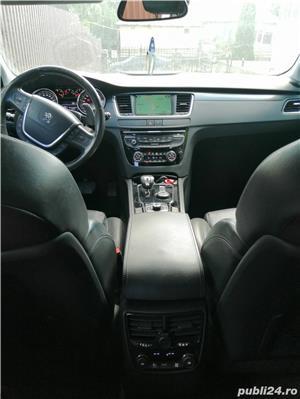Peugeot 508 - imagine 7