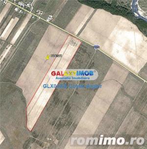 Vindem teren 10 ha in comuna Cateasca-Catanele - imagine 1