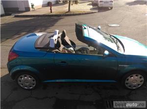 Opel Tigra Twin Top Cabrio 2005 - imagine 4