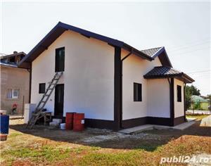 Casa cu teren 400mp in comuna Vidra, Ilfov - imagine 5