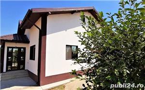 Casa cu teren 400mp in comuna Vidra, Ilfov - imagine 1