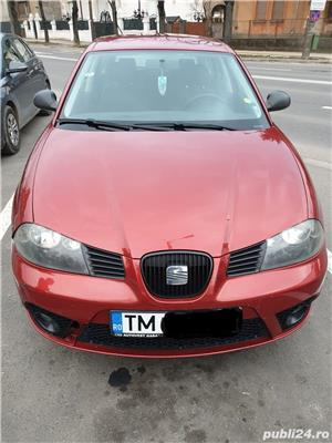 Seat Ibiza -1.2 benzina 2008 - 1550 Euro - pret fix! - imagine 2