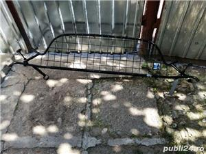 Vw Passat B6 grilaj metalic pt câini și bagaje b6 Combi  - imagine 5