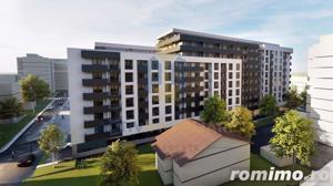 Apartament 2 camere, lux, 41 mp, zona Garii, 59.160 Euro - imagine 5