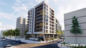 Apartament 2 camere, lux, 41 mp, zona Garii, 59.160 Euro - imagine 3