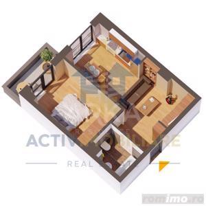 Apartament 2 camere, lux, 41 mp, zona Garii, 59.160 Euro - imagine 7