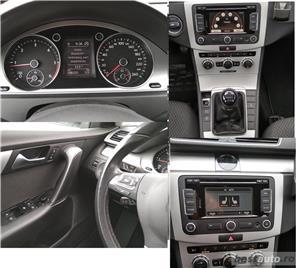 VW Passat 2.0 TDI -Manual 6+1 Germania Navi, Klimatronic, Jante -- Full  - imagine 4