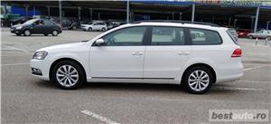 VW Passat 2.0 TDI -Manual 6+1 Germania Navi, Klimatronic, Jante -- Full  - imagine 10