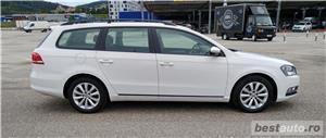 VW Passat 2.0 TDI -Manual 6+1 Germania Navi, Klimatronic, Jante -- Full  - imagine 9