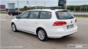VW Passat 2.0 TDI -Manual 6+1 Germania Navi, Klimatronic, Jante -- Full  - imagine 7