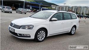VW Passat 2.0 TDI -Manual 6+1 Germania Navi, Klimatronic, Jante -- Full  - imagine 1