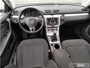 VW Passat 2.0 TDI -Manual 6+1 Germania Navi, Klimatronic, Jante -- Full  - imagine 3