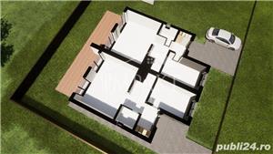 Duplex de vanzare cu 4 camere in Floresti, zona Raiffeisen Bank! - imagine 6