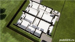 Duplex de vanzare cu 4 camere in Floresti, zona Raiffeisen Bank! - imagine 5